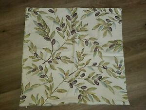 """Pottery Barn """"Olives"""" 20"""" Pillow Cover"""