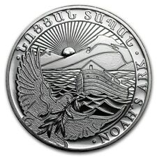 Armenian Noah's Ark 2017 1/2 oz .999 Silver Coin