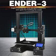 Creality Ender V-Schlitz 3 3D Drucker Printer DIY Satz Resume Print 22x22x25cm