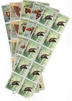 DEALER STOCK SAN MARINO MNH 1963 Butterflies 5v 10 SETS s32731