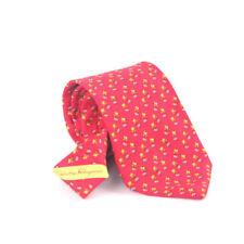 Cravates, nœuds papillon et foulards Salvatore Ferragamo pour homme
