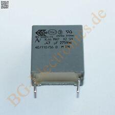10/% NEU MKP 10 x Folienkondensator X2 275V KNB1530-0,068uF