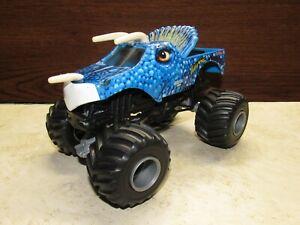 "Hot Wheels Monster Jam JURASSIC ATTACK Truck 8"" Die Cast Body 1:24 Big Large"