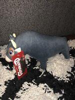 "9"" New FERDINAND Movie Bull Plush Stuffed Animal Toy Factory Doll John Cena Grey"