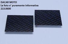 213.0600 SET LASTRE IN FIBRA DI CARBONIO MM.110X100 SP.0,30 POLINI