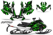 Ski-Doo Summit Renegade 850 Decal Graphic Kit Sled Gen 4 Snowmobile Wrap NW GRN