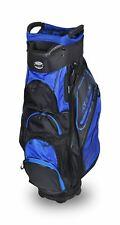 New Hot-Z Golf 5.5 Cart Bag Black and Blue