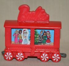 2017 McDonalds Holiday Express Train Car #10 Mattel Barbie Train Car