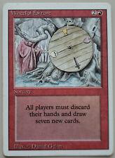 1x Wheel of Fortune LP Revised Magic The Gathering MTG English