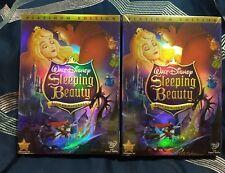 Disney SLEEPING BEAUTY (DVD, 2010, 2-Disc Platinum Edition) Brand new