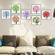 5D DIY Diamond Painting Happiness Tree Cross Stitch Embroidery Crafts Mosaic Kit
