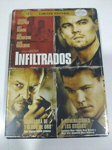 Eingedrungene Leonardo Dicaprio Steelbook DVD + Extras Spanish English - 3T