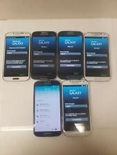 LOT OF SIX!! Samsung Galaxy S4 I337/M919 - 16GB - (Unlocked) Smartphone