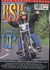 BSH THE EUROPEAN CUSTOM BIKE MAGAZINE - January 2001