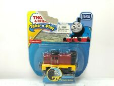 Thomas & Friends Pirate Salty Take-n-Play Die-Cast Metal Train Engine