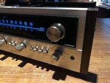 Vintage Pioneer SX 727 Stereo Receiver, Original Speaker Plugs..4x..Serviced!!!!