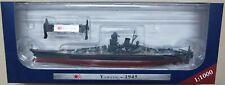 Rare! 1/1000 Japan Navy YAMATO -Japanese Battleship 1945 -Diecast Ship Model MIB