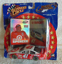 Jimmy Spencer #41 Dodge Winners Circle - Target - Double Platinum 1:43 car - New