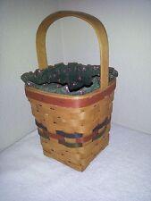 Longaberger Shades of Autumn Bittersweet Basket 1992