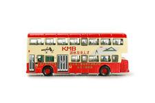 Tiny City Hong Kong Kowloon Motor Bus KMB Daimler Fleetline MetSec Diecast