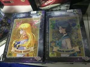 "Ensky ""Sailor Moon Crystal"" Art Jigsaw Sailor Mercury & VENUS  497038118537"