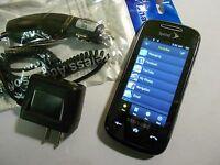 Samsung Instinct SPH-m810 Camera Video Bluetooth  Touch SPRINT Cell Phone