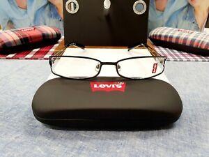 Levi's LS2504 Prescription Glasses Frames Unisex Full Rim Spectacles Eyeglasses