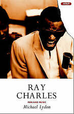 RAY CHARLES: MAN AND MUSIC., Lydon, Michael., Used; Very Good Book