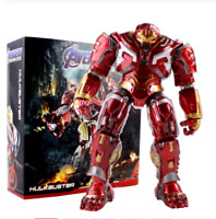 18cm Avengers Hulkbuster Ironman Hulk Super Hero PVC Action Figure Model Toys