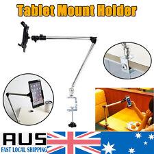 Universal 360 Rotating Lazy Tablet Desktop Car Mount Stand Holder For iPad 2 3