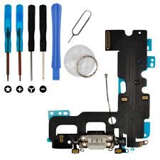 iPhone 7 Dock Connector Lightning Ladebuchse Mikrofon Antenne weiß mit Werkzeug