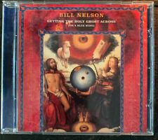 Bill Nelson - Getting The Holy Ghost Across (On A Blue Wing) CD 2006