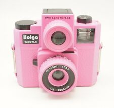 Holga 120GTLR Pink Medium Format Film Camera Twin Lens Reflex (discontinued)