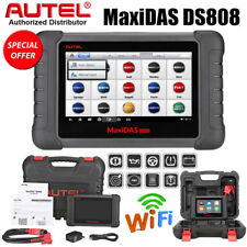 Autel DS808 OBD2 Diagnostic Code WiFi Scanner Android Full Cars All System MK808
