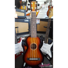 Mahalo MJ13TS Java Series Soprano Ukulele with Aquila Strings, Bag and Pick