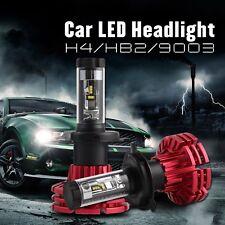 NIGHTEYE H4 HB2 9003 LED Headlight Dual Hi/Lo Kit Bulbs 10000LM 6500K White Lamp