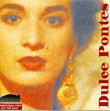 DULCE PONTES - Canção do mar 3TR PROMO CDM 1994 VOCAL / FADO