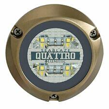 Lumitec Lighting 101511, LED Underwater Light, SeaBlaze Quattro Underwater Li...
