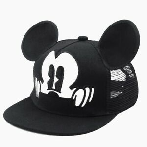 Toddler Boy's Mickey Mouse Snapback hat . New!