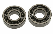 Crankshaft Crank Main Bearings Pack Of 2 Fits HUSQVARNA K750 K760 Disc Cutter