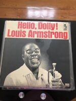 RARE Louis Armstrong Hello, Dolly! Kapp Records Mono 1st Edition KL-1364 LP