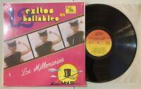 Los Millonarios - 12 Exitos Bailables Vol 9 LP 1985 Discos Fuentes Cumbia VG+
