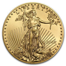 2020 1/4 oz American Gold Eagle BU