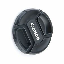 58mm Center Pinch Front Lens Cap for Canon 18-55mm EOS Rebel T5i T4i T3i T2i XSi