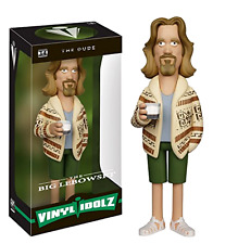 Action Vinyl Figure The Big Lebowski Vinyl Idolz The Dude 8inch Tall Collectible