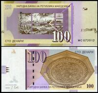 Macedonia 2000 Denari P New  2016 UNC  Low Shipping Combine FREE! 2,000