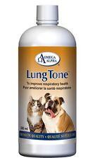 LungTone 500 ml - Omega Alpha  Pharmaceuticals Pet Lung Cleanse Formula