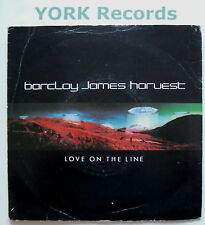 "BARCLAY JAMES HARVEST - Love On The Line - Ex 7"" Single"