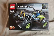 LEGO TECHNIC 42037 -Le bolide tout terrain-neuf et scellée