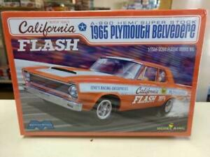"Moebius 1222 ""Butch"" Leal's California Flash 65 Belvedere  model kit"